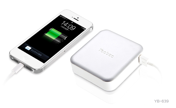 Yoobao Magic Cube II Powerbank 7800mAh YB-639 Charge Smartphone