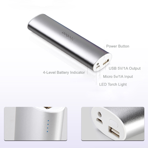 Yoobao Magic Wand Power Bank 10400mAh YB-6014