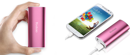 Yoobao Magic Wand Power Bank 5200mAh YB-6012