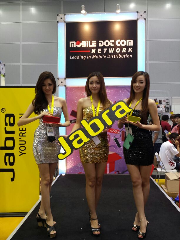Jabra Solemate Mini Speakerphone Introduced at KLCC PC Fair Dec 2013