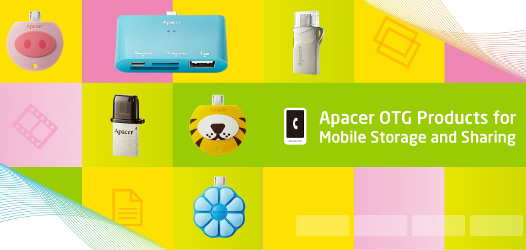 Apacer OTG Series