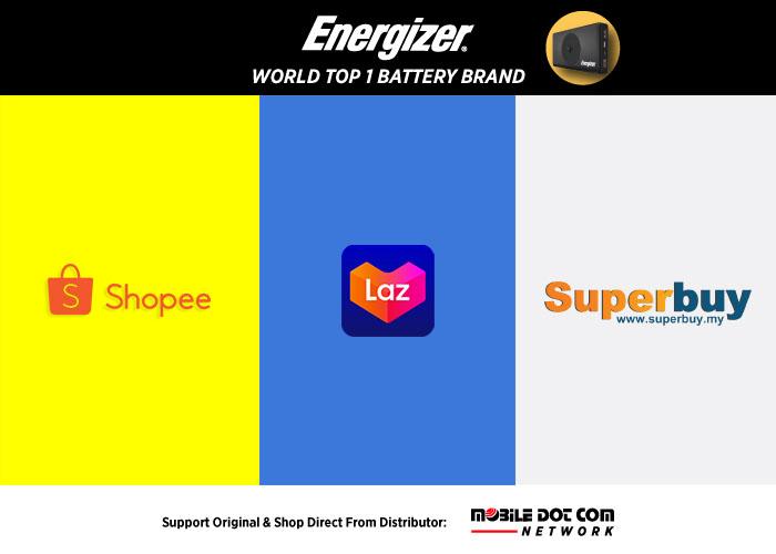 Energizer Malaysia Power Bank